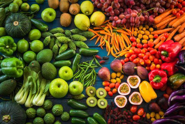 consumo frutas verduras alimentación salud seguridad alimentaria sanidad vegetal aepla