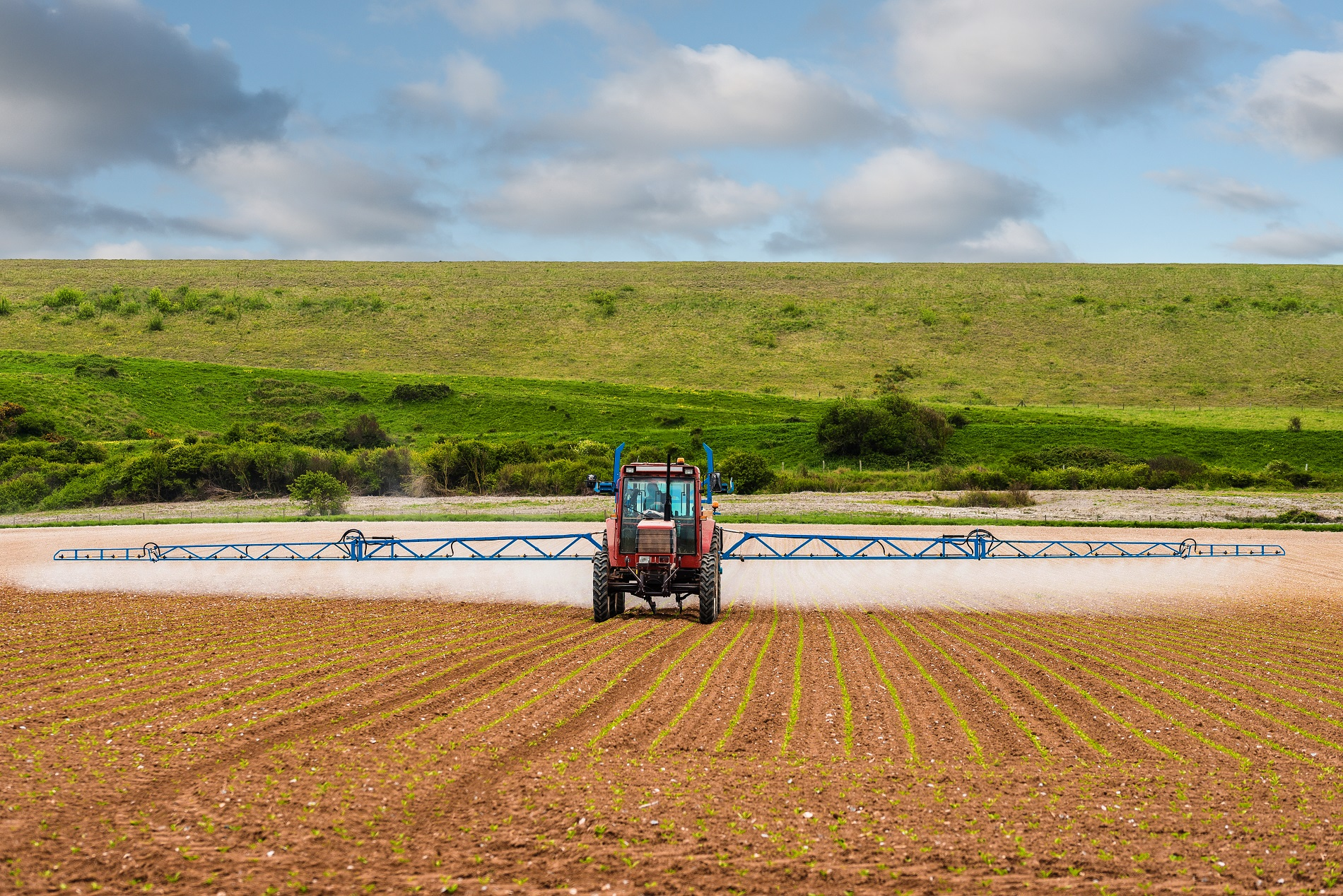 Buenas prácticas agrícolas: Evaluación del riesgo de deriva