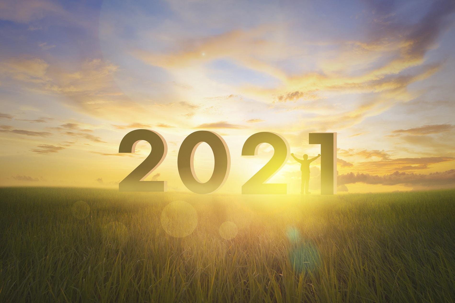 Nuevo año y nuevos retos con la vista puesta en 2021