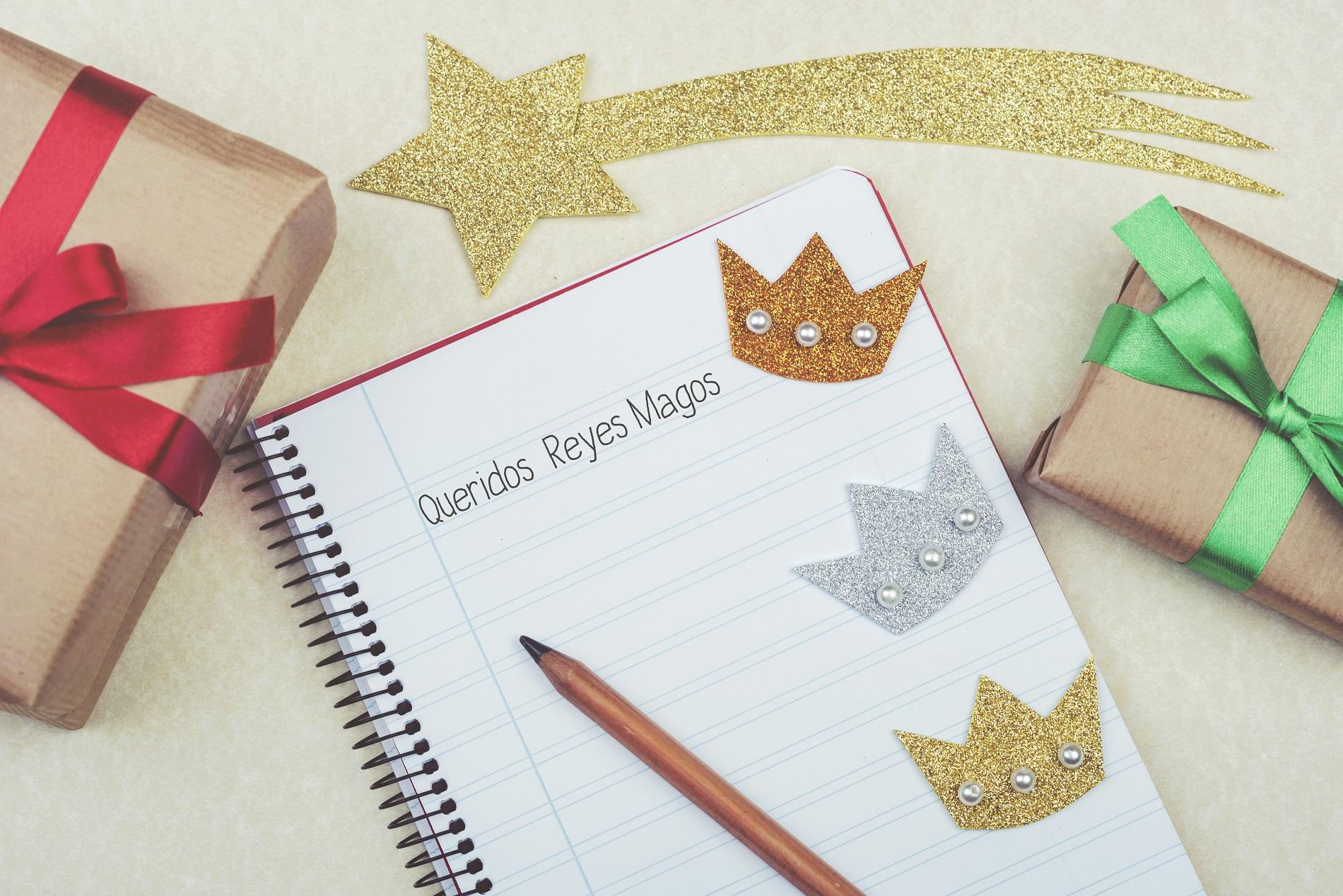 Nuestra Carta a los Reyes Magos