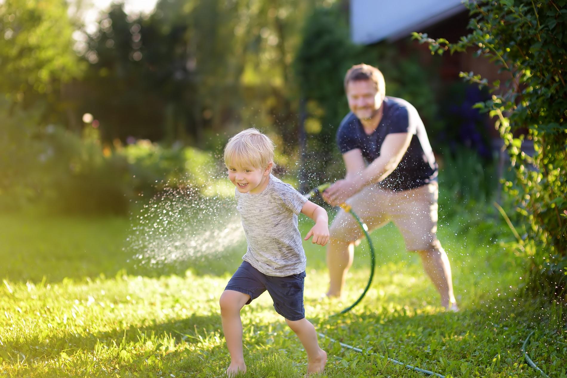5 cuidados básicos para tu jardín durante el verano
