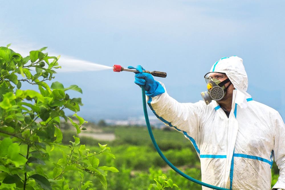 equipos de protección individual EPIs prevención riesgos laborales PRL protección seguridad sanidad vegetal agricultura aepla